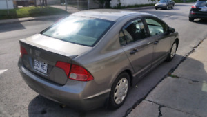 Honda civic 2008 dx