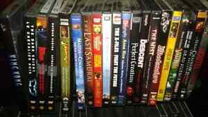 Dvds all in the pics