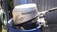 Wanted: parts motor Honda BF 8 hp outboard motor 2001 r. four st
