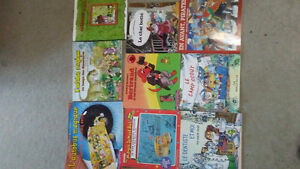 Like new! French books