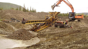 Investors, business partner wanted for the Yukon gold mines.