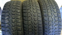 P215/70R16 Tempra Winter Quest (3 only)