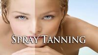 Instantly Tanned! $35 or 2 for $60