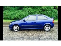 Vauxhall Astra SXI 1.6 57000 Miles, Years MOT
