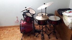 Pearl Forum Series Drum set