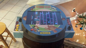 Wine Barrel Arcade Machine **500+ Games with warranty** Cambridge Kitchener Area image 3