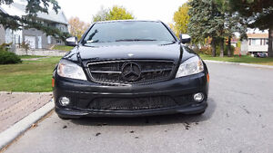 2008 Mercedes-Benz C300 4Matic Sport Pack