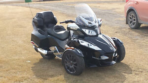 2013 CanAm Spyder RT Limited