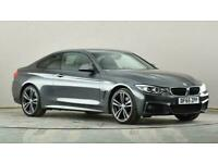 2015 BMW 4 Series 420d [190] xDrive M Sport 2dr [Professional Media] Coupe diese