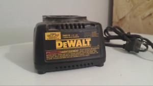Dewalt 18 Volt Battery Charger
