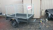 TRAILER 6'X4' GALVANISED CAGE AND JOCKEY WHEEL NEW PORT FAIRY Port Fairy Moyne Area Preview
