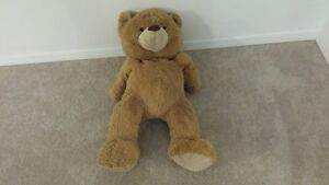 Stuffy  teddy bear