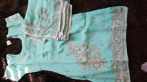 Indian outfit / suit : brand new