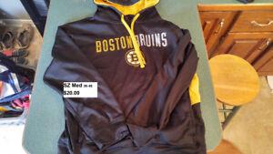 Boston Bruins sz med hoodie