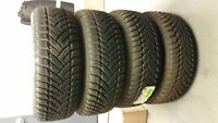 BMW 3 Series Winter Tires Set