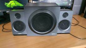 Logitech Z333 2.1 PC speakers