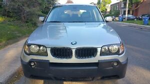 2006 BMW X3 PANORAMIC SUNROOF VUS