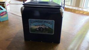 Granville Island Brewing Metal Cooler Kitchener / Waterloo Kitchener Area image 3
