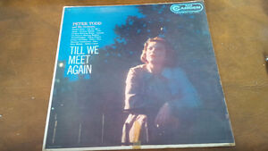 LP: Till We Meet Again, Peter Todd & His Orchestra Kitchener / Waterloo Kitchener Area image 1