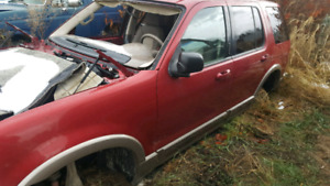 2005 ford explorer for parts
