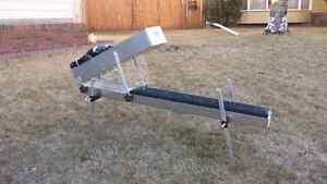 New 8 inch ultralight highbanker