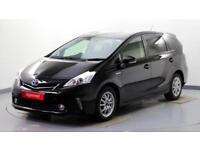2014 Toyota Prius+ 1.8 VVT-i Icon Petrol/Electric Hybrid black Automatic