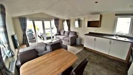 BRAND NEW 2018 STATIC CARAVAN FOR SALE - SITE FEES INCLUDED!