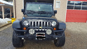 2007 Jeep Wrangler Unlimited - OBO