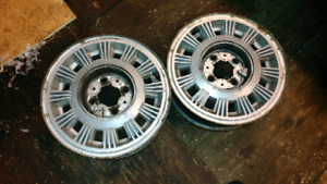 "2 mags mustang 14"" 4 x 108"