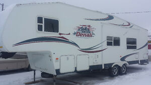 32 Foot Dutchman Denali 5th-Wheel For Sale