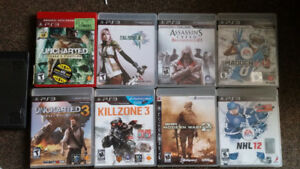 PS3 Games and Stuff