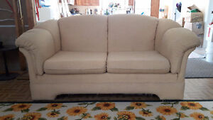 Love Seat, Couch, Headboard for Sale
