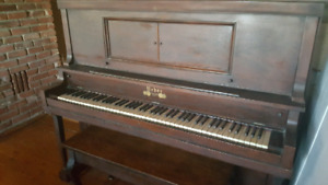 Weber Player Piano Available-Free