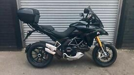 Ducati Multistrada S 1200cc ABS Sport PX, swap