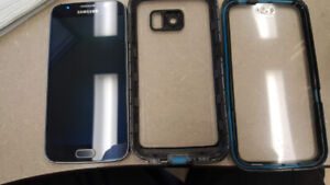Samsung galaxy s6 with Life Proof case - Unlocked