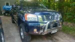 NEW PRICE! 2011 Nissan Titan totally upgraded