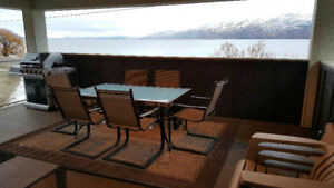 vacation rental  Peachland July 15 th to July 21st $300/nt