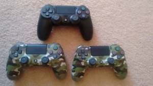Genuine Sony Ps4 Controllers