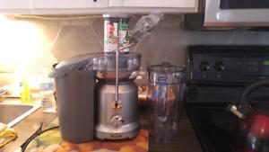 Breville cold press juicer