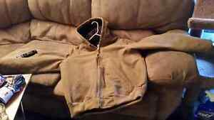 Carhart coat perfect condition