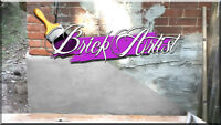 Brick Artist and Restoration Expert TAX FREE SUMMER SPECIAL!