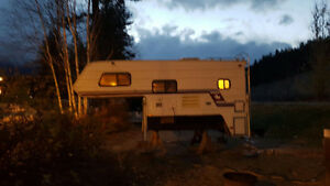 Box camper for sale Revelstoke British Columbia image 1
