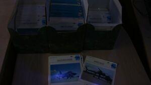 collection de cartes aeronautiques
