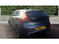 2015 Volvo V40 D2 (120) R DESIGN 5dr with Rea Manual Diesel Hatchback