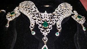 Pakistani / Indian Bridal Jewelry Set