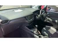 2019 Vauxhall CROSSLAND X 1.2 Turbo Business Edition Nav (s/s) 5dr SUV Petrol Ma
