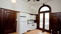 Small but charming 1 bedroom apt in classy heritage building