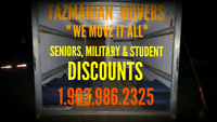 MOVING,MOVERS, RELOCATING, HOTSHOT SERVICES ETC. FREE QUOTES!!