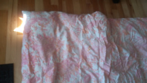 Toddler Down filled Twin Duvet and Cover
