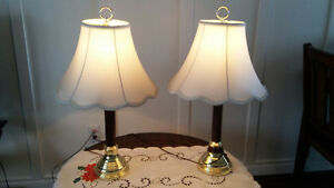 Matching set of Table Lamps